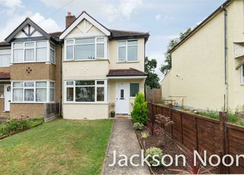 Crosslands Road, West Ewell, Epsom KT19. 3 bed semi-detached house