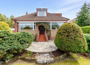 Thumbnail 4 bedroom detached bungalow for sale in Highlees, 16 Shawhill Crescent, Newton Mearns