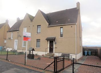 Thumbnail 3 bed semi-detached house for sale in Grantholm Avenue, Holytown