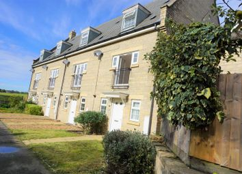 Thumbnail 3 bed end terrace house to rent in Lytham Park, Oundle, Peterborough