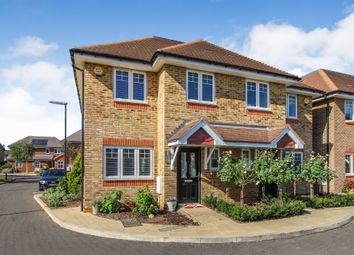 Thumbnail 3 bed semi-detached house for sale in Mole Place, West Molesey