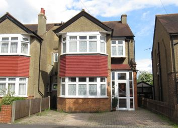 Thumbnail 5 bedroom link-detached house for sale in Marchmont Road, Wallington