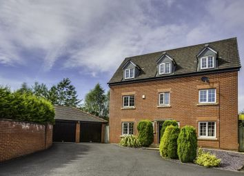 Thumbnail 5 bed detached house for sale in Appleyard Close, Swinton, Manchester