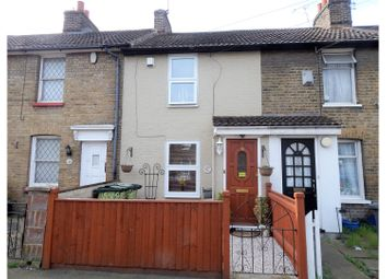 Thumbnail 2 bed terraced house for sale in Colney Road, Dartford