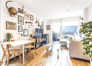Thumbnail 2 bedroom flat for sale in Atkins Square, Dalston Lane, London