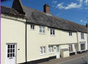 Thumbnail 3 bedroom terraced house for sale in Station Road, Great Ryburgh