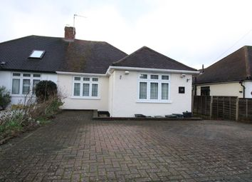 Thumbnail 3 bed semi-detached bungalow for sale in Highlands Road, Orpington