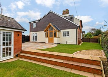 Thumbnail 4 bed semi-detached house for sale in Hitchin Road, Weston, Hertfordshire