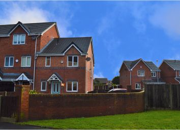 Thumbnail 3 bed semi-detached house for sale in Martindale Crescent, Manchester
