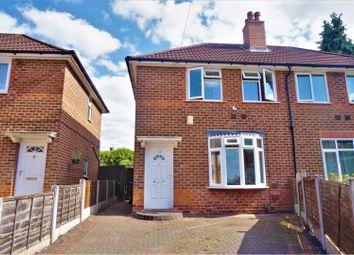 Thumbnail 2 bed semi-detached house for sale in Felton Croft, Birmingham