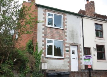 Thumbnail 3 bed end terrace house to rent in Whitehill Road, Kidsgrove, Stoke-On-Trent
