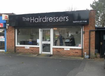 Thumbnail Retail premises for sale in Nuthurst Road, West Heath, Birmingham