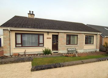 Thumbnail 3 bed detached bungalow for sale in Wyvis Road, Nairn
