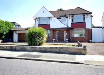 Thumbnail 5 bedroom detached house for sale in Lyonsdown Road, Barnet