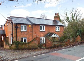 Thumbnail 4 bed detached house for sale in Crondall Road, Crookham Village, Fleet