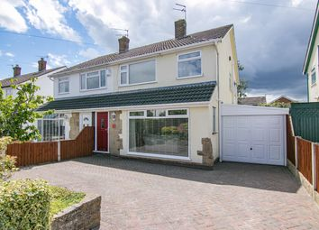 Thumbnail 3 bed semi-detached house for sale in Rusland Avenue, Pensby, Wirral