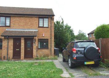 Thumbnail 2 bedroom flat to rent in Blithfield Gardens, Chellaston, Derby
