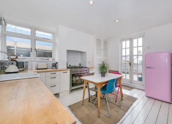 Thumbnail 3 bed flat to rent in Furness Road, London