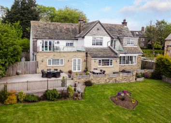 Thumbnail 4 bed detached house for sale in Weavers Fold, New Road Side, Rawdon, Leeds