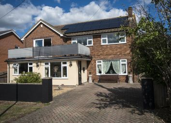 Thumbnail 5 bed detached house for sale in Wigmore Lane, Theale, Reading