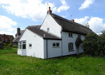 Thumbnail 4 bed cottage for sale in Leicester Road, Sapcote, Leicester