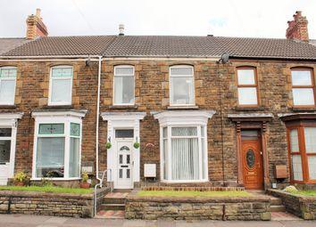 Thumbnail 3 bed terraced house for sale in Manselton Road, Manselton, Swansea