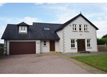 Thumbnail 4 bed detached house to rent in 37 Druids Park, Murthly