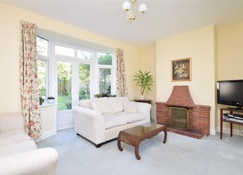 Thumbnail 5 bed semi-detached house for sale in Redhill Drive, Brighton, East Sussex
