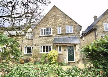 Thumbnail 3 bed end terrace house for sale in Old School Gardens, Yatton Keynell, Yatton Keynell, Wiltshire