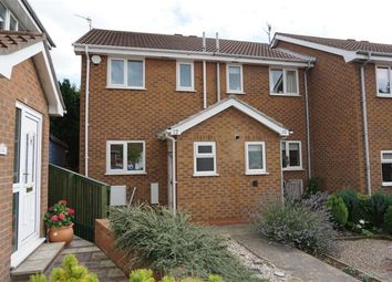 Thumbnail 2 bed semi-detached house for sale in Nesfield Close, Scarborough, North Yorkshire