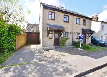 Thumbnail 3 bed semi-detached house for sale in Woodman Road, Warley, Brentwood, Essex