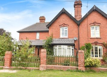 Thumbnail 3 bedroom semi-detached house for sale in Burley Gate, Herefordshire