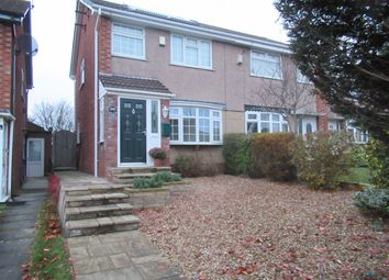Thumbnail 3 bed semi-detached house to rent in Saughall Massie Road, Upton, Wirral