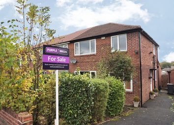 Thumbnail 3 bedroom semi-detached house for sale in Carr Hill Avenue, Pudsey