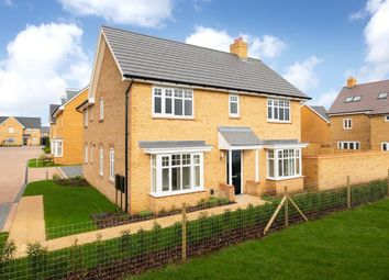 "4 bed detached house for sale in ""Alnmouth"" at Southern Cross, Wixams, Bedford MK42"