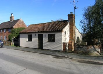 Thumbnail 2 bed cottage for sale in The Street, Wenhaston, Halesworth, Suffolk