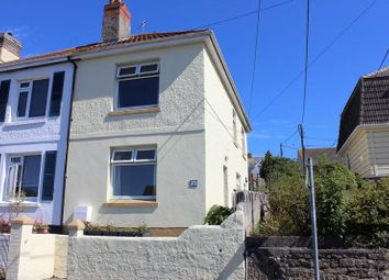 Thumbnail 3 bed semi-detached house for sale in Eastbourne Road, St. Austell