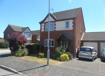 Thumbnail 3 bed detached house for sale in Swale Close, Stone Cross, Pevensey
