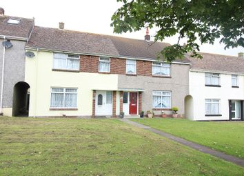 Thumbnail 3 bed terraced house for sale in Harbour Way, Hakin, Milford Haven, Pembrokeshire.
