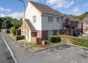 Thumbnail 1 bed property for sale in Browning Road, Church Crookham, Fleet