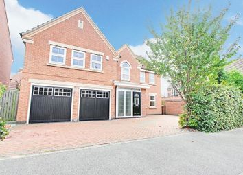 Thumbnail 5 bed detached house for sale in Coltman Close, Brough