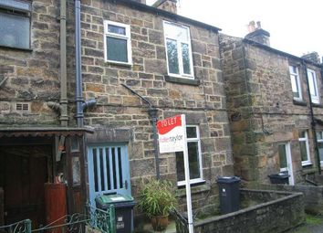 Thumbnail 2 bed property to rent in Pope Carr Road, Matlock, Derbyshire