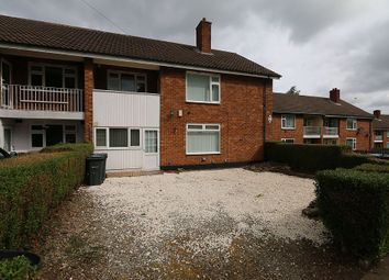 Thumbnail 3 bed maisonette for sale in Riddfield Road, Birmingham, West Midlands