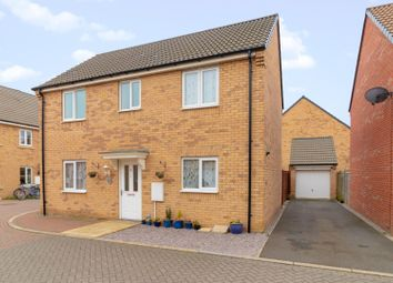 Thumbnail 3 bed detached house for sale in Baroness Way, Market Deeping, Peterborough