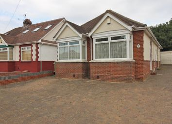 Thumbnail 3 bed detached bungalow for sale in The Crossway, Portchester, Fareham