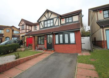 Thumbnail 3 bed detached house to rent in Mulberry Close, Paignton, Devon