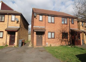 Thumbnail 2 bed semi-detached house to rent in Holden Close, Dagenham, Essex