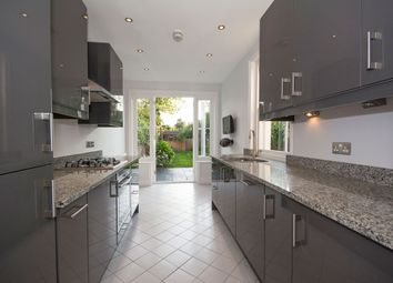 Thumbnail 3 bed terraced house to rent in Hardwicke Road, Reigate