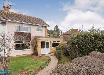 Heathfield Close, North Petherton, Bridgwater TA6. 3 bed semi-detached house for sale