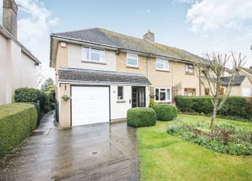 Thumbnail 5 bed semi-detached house for sale in Hill Rise, Woodstock
